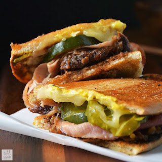 Pulled Pork Cuban Sandwich | by Life Tastes Good
