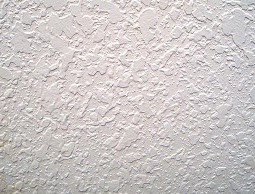 Omid's DIY web log: Drywall Repair: Knockdown texture