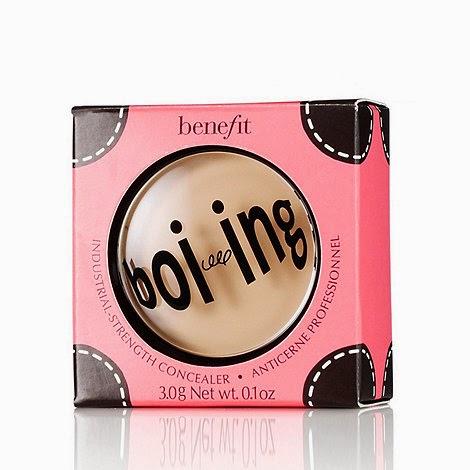 Boi-ing concealer Benefit make up
