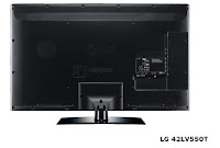 LG 42LV550T review