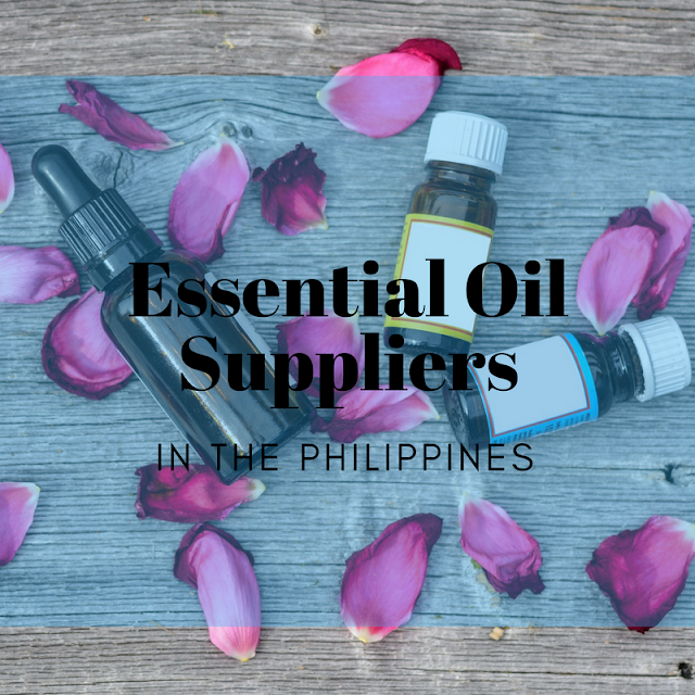 Essential Oil Suppliers in the Philippines