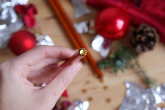 matita cristallo cristalli faidate regalo