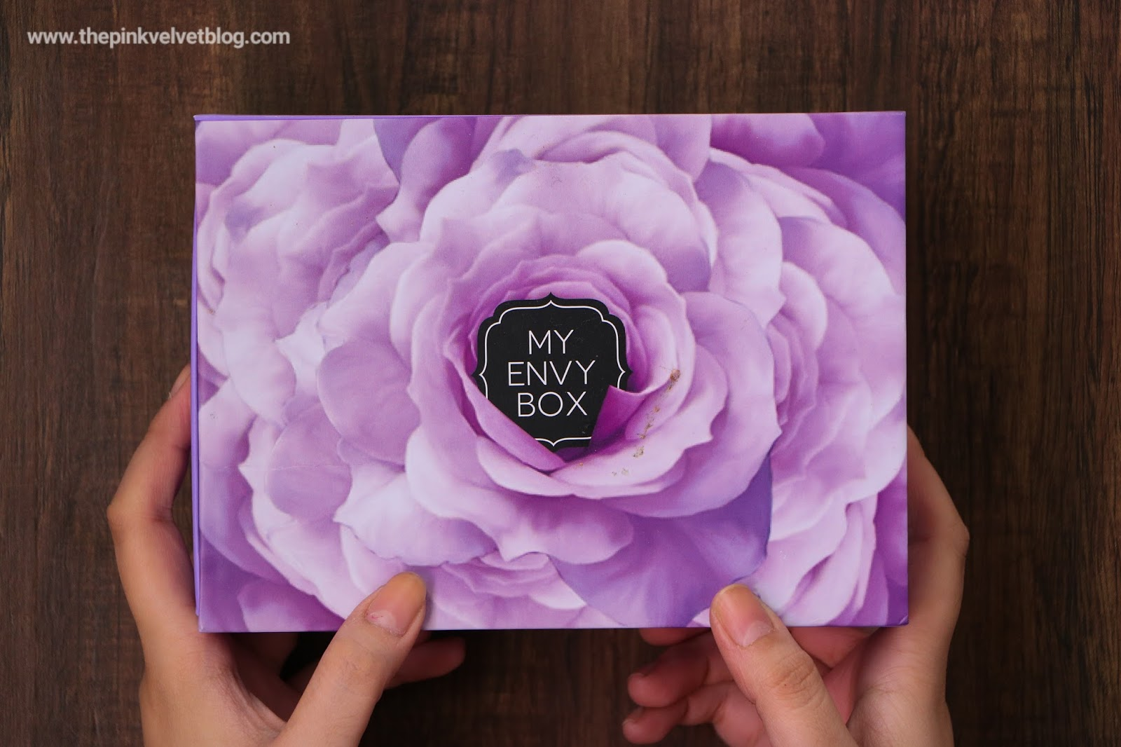 My Envy Box August Unboxing