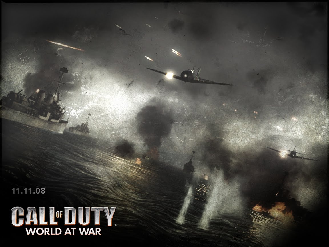Desiree Huffman: Call Of Duty World At War Wallpaper