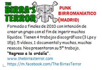The birrars Terror