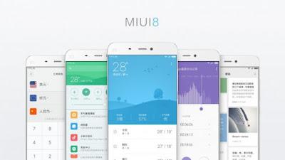 MIUI 8 Versi Beta Kini Sudah Tersedia