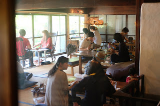 kajiya ご縁市 kAJIYAのカフェスペース