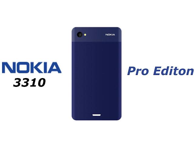 Nokia 3310 Pro Editon 2017 With 5.5 AMOLED DisplaY