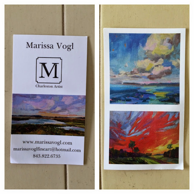 Marisa Vogl at the 2015 Piccolo Spoleto Festival Art Exhibition | The Lowcountry Lady