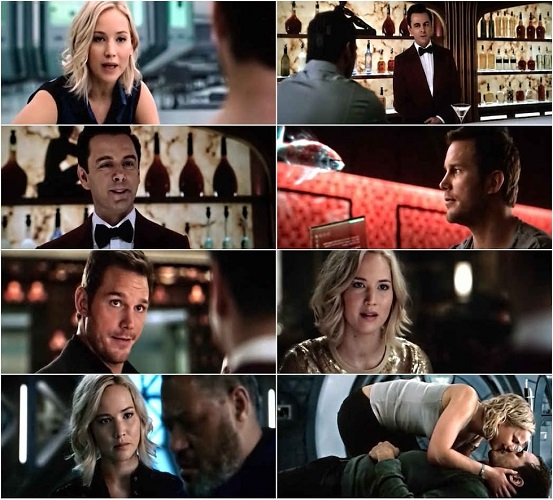 Passengers Movie Download (2016) Full HD MP4 720p