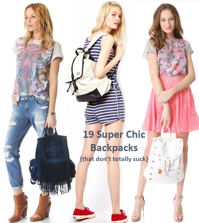 cute backpacks as handbags