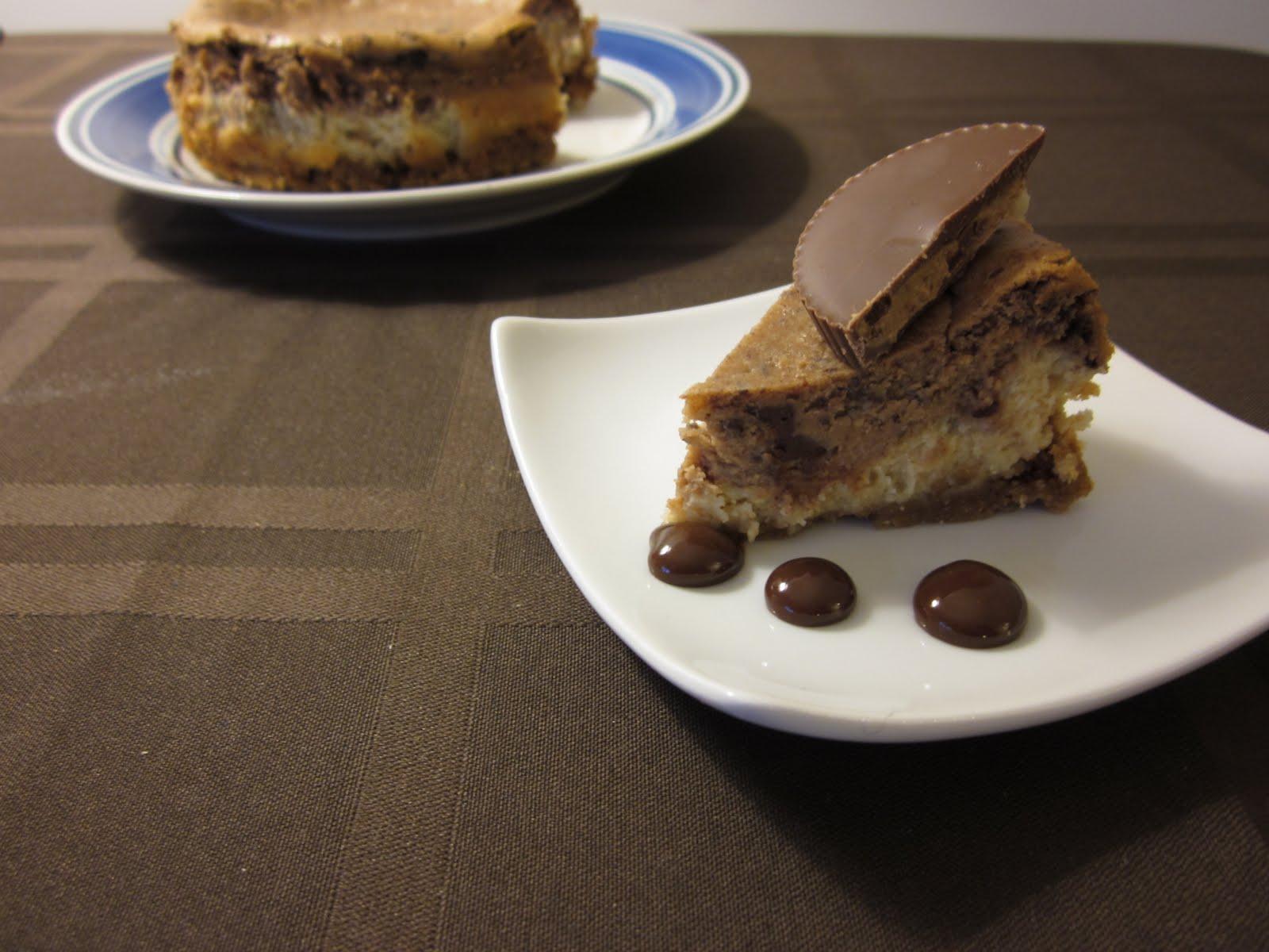 Gluten Free Reeses Chocolate Cake