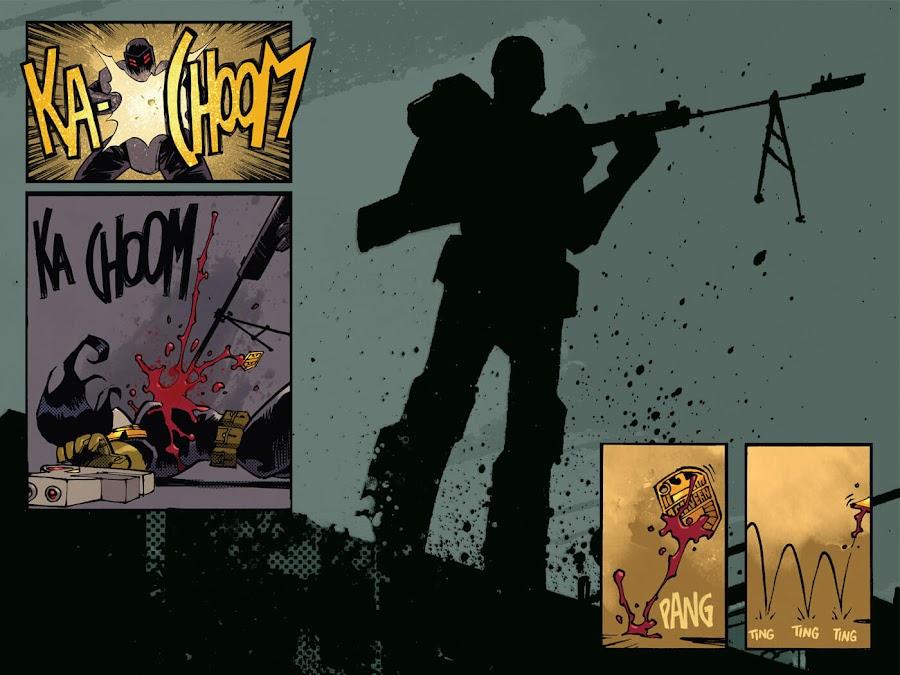 judge dredd volume 4 comics idw 2000 ad nelson daniel
