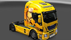 IVECO HI-WAY Trans Acier skin by The_trucker5