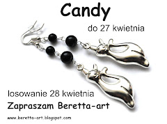 Candy na blogu Beretta-Art