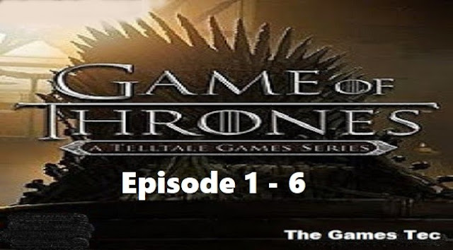Game of Thrones All Episodes PC Game Download