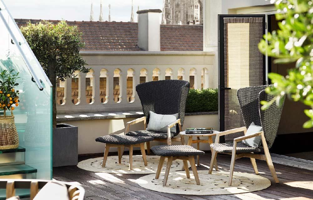 Come preparare al meglio terrazze e balconi per la ...