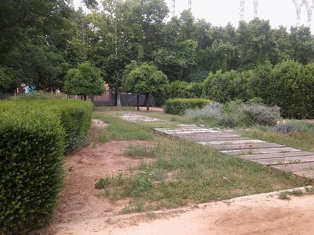 Cultura de sevilla los jardines del guadalquivir caen en for El jardin perdido
