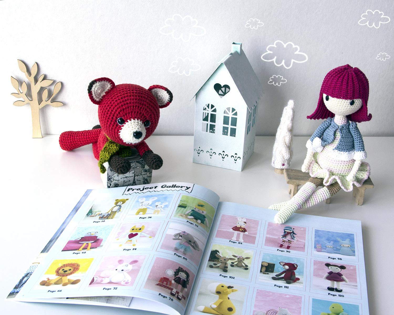 Amigurumi Doll Book : Amigurumi pattern crochet toys crochet amigurumi pattern