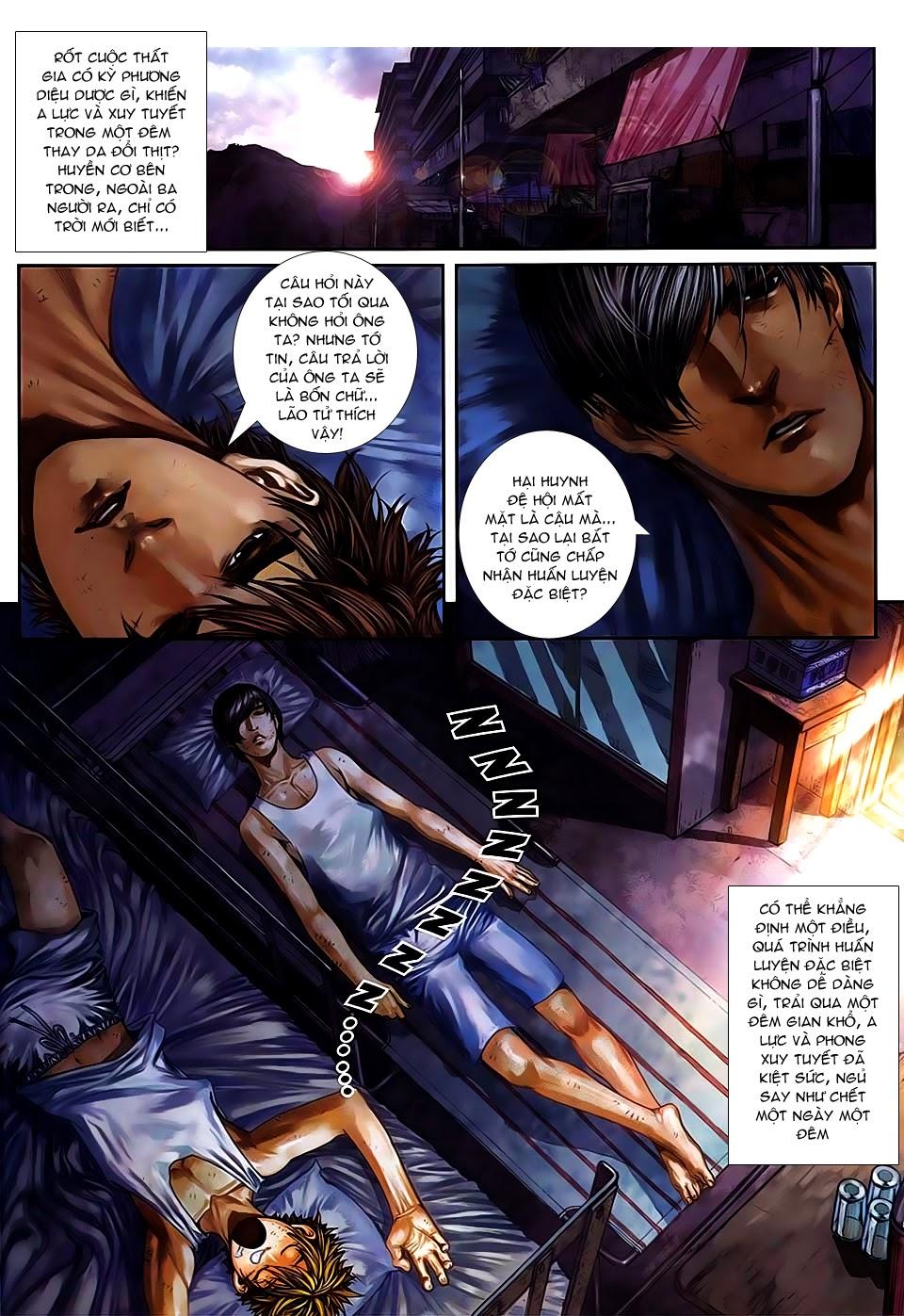 Quyền Đạo chapter 9 trang 10