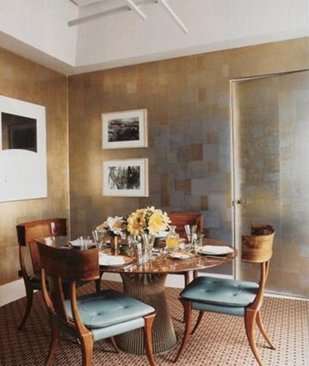 Wallpaper For Dining Room Ideas: Danielle Podrazil: Inspiration