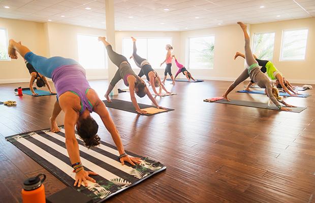 Basic Yoga Lessons for Women