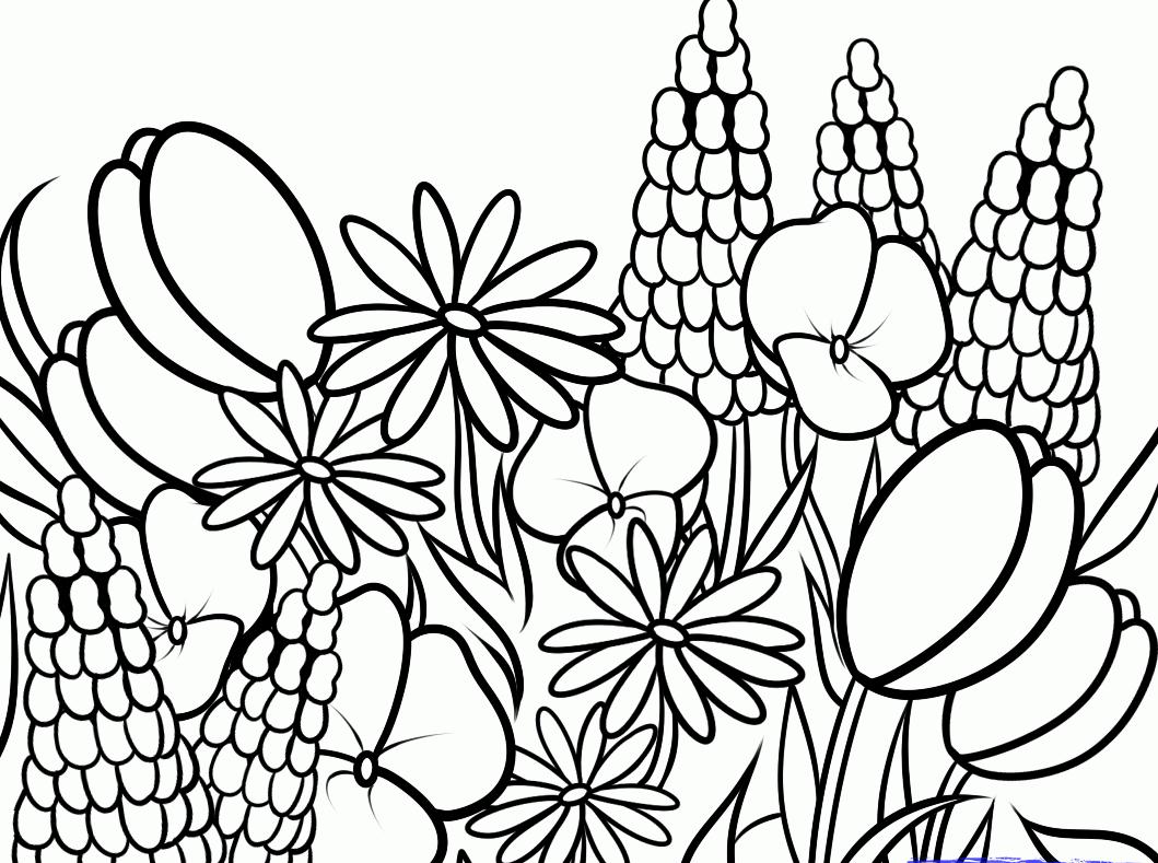 Dengan Gambar Mewarnai Pemandangan Taman Bunga Anak TK PAUD Terbaru ini terdapat beberapa pilihan jenis taman taman bunga dengan pilihan suasanya di
