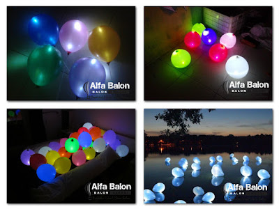balon led latex