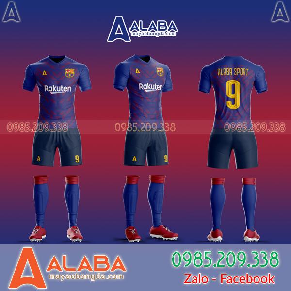 Quần áo bóng đá đẹp giá rẻ