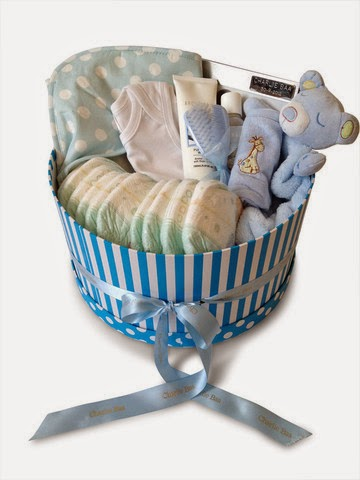 Beautiful Baby Baskets