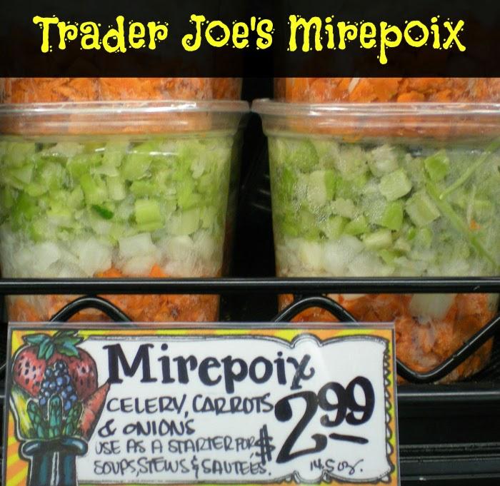 Trader Joe's Mirepoix