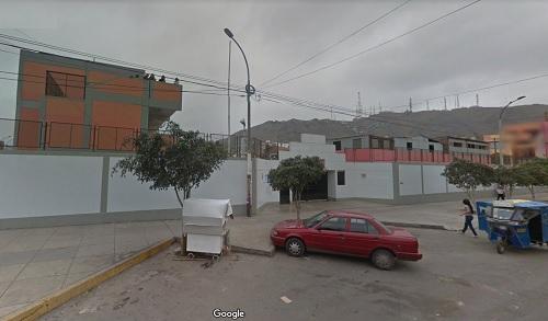 Escuela 3081 ALMIRANTE MIGUEL GRAU SEMINARIO - San Martin de Porres