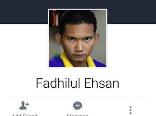 Ada Orang Curi Identiti FB Aku