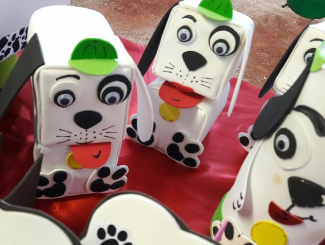 Excepcional Profª: Ivani Ferreira: Artes : Cachorro - Reciclagem papelão CA76