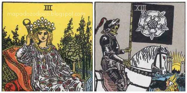 significado das cartas 3 no tarot