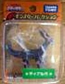 Dialga figure renewal version Takara Tomy Monster Collection 2009 Seven Eleven asort