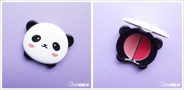 Panda lip & cheek TonyMoly