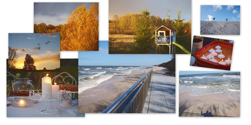 blog Vyspa domek nad morzem
