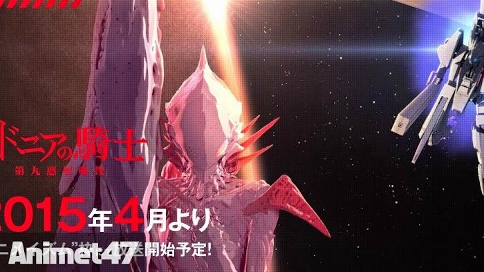Ảnh trong phim Sidonia no Kishi: Daikyuu Wakusei Seneki 1