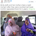 Photo: Mother and daughter separated for two years due to Boko Haram attack, get reunited