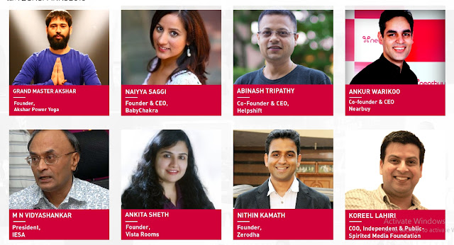 SPEAKERS at TechSpark 2016: