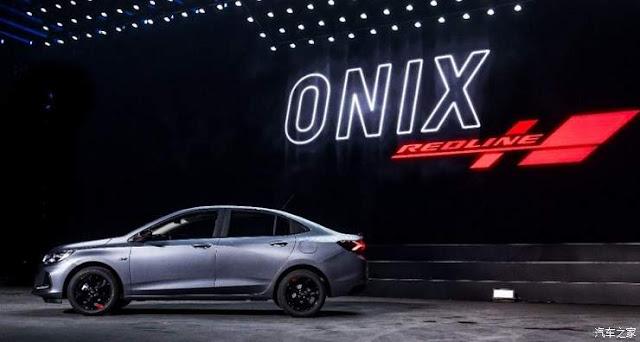 Novo Onix 2020