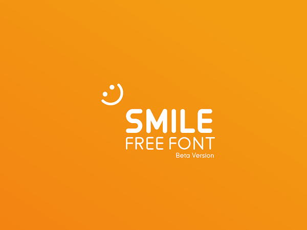Download Smile Rounded Font Free