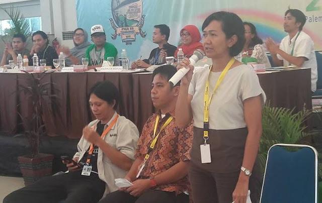 Yaya Nur Hidayati terpilih sebagai Direktur Eksekutif WALHI