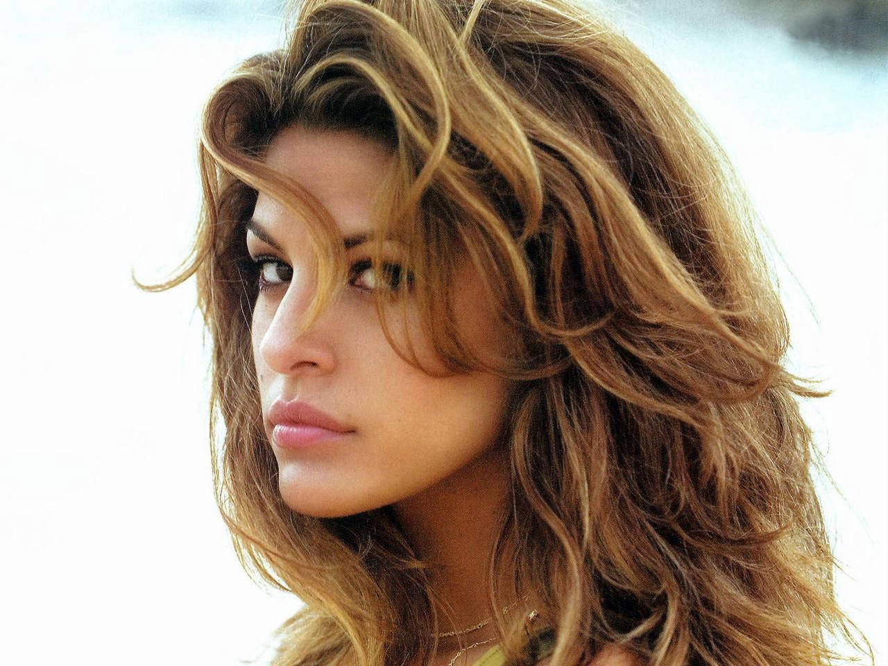 Hairstyles Vintage: Eva Mendes Hairstyles