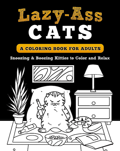 The Title Completely Cracked Me Up It Is HILARIOUS And Right My Alley Snarky Humor Thing This Coloring Book Intrigued