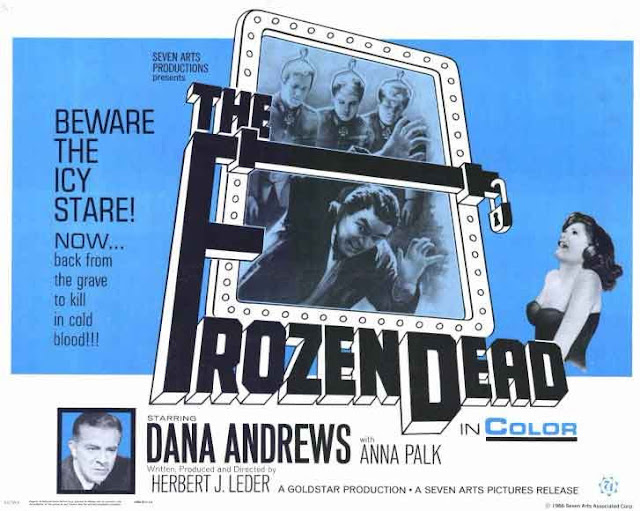 The Frozen Dead (1966) / Poster