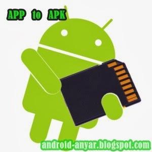 Cara membuat file .apk dari aplikasi Android tanpa root