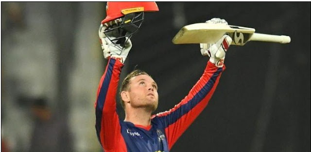 Colin Ingram century, Karachi Kings broke the victory of Quetta's Gladiators