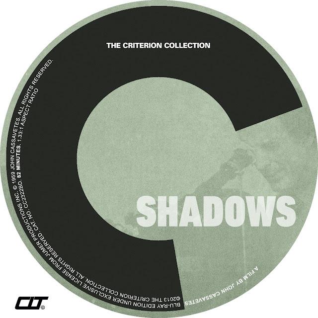 Shadows Bluray Label